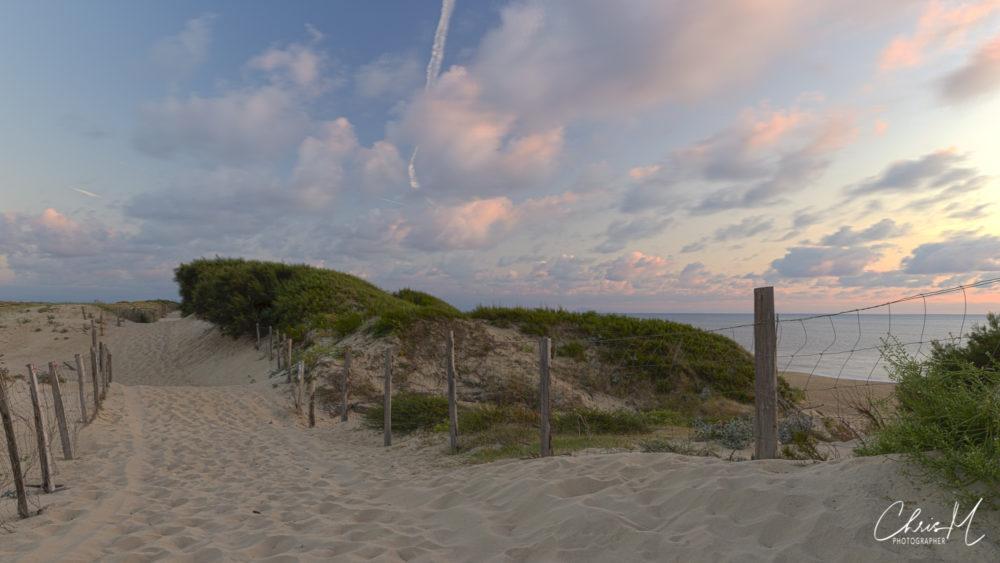 Dunes, Seignosse, France