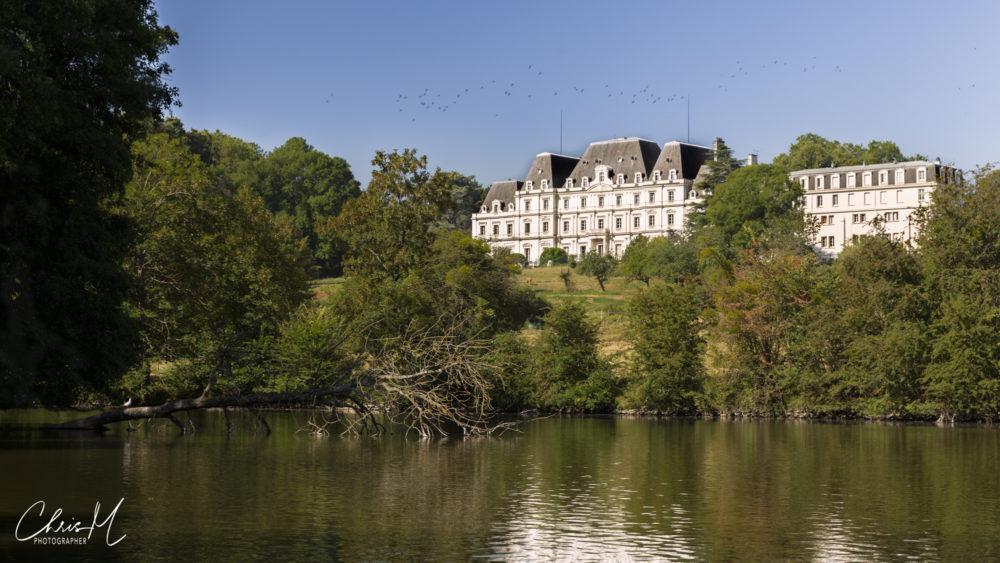 Château de Lormoy, France