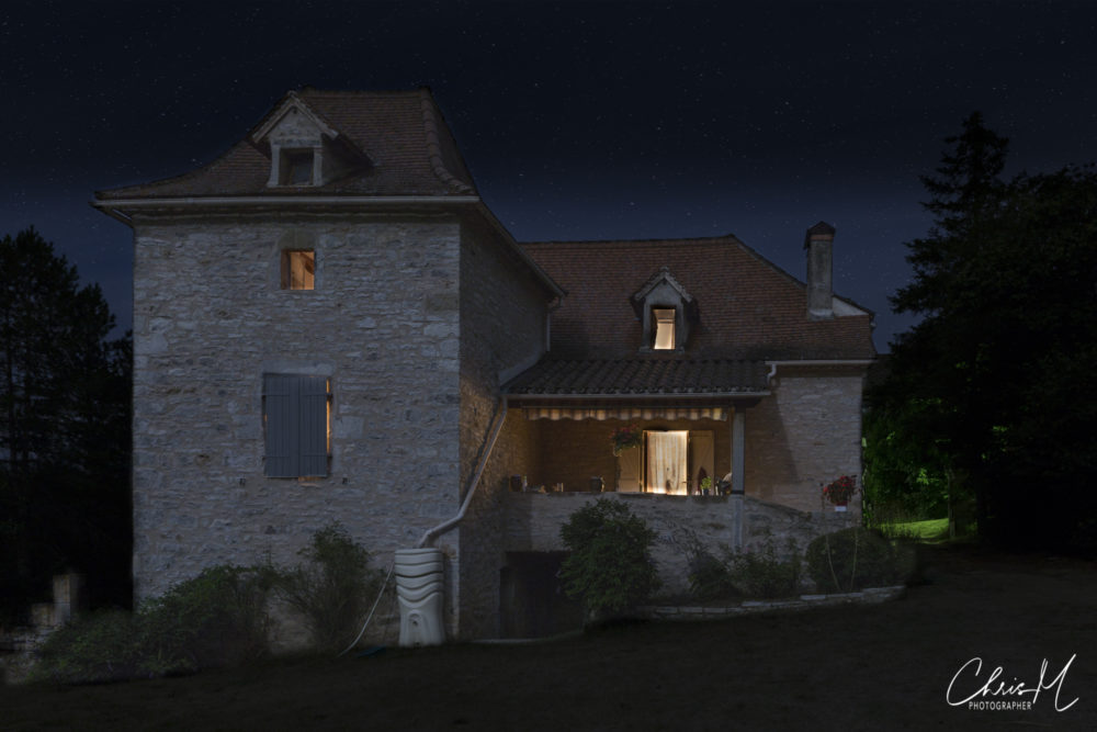 Country house, Gaillac, France